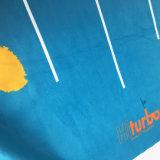 Tovagliolo blu di yoga di Microfiber