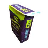 Forte d'emballage de vente directe d'usine de papier Kraft sac de ciment de soupape