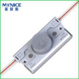 2835 módulos de la lente de la inyección LED