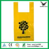 T-shirts personalizadas do saco plástico grosso