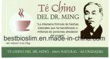 Tè di dimagramento di erbe originale del Te Chino Del Tea Dott. Ming