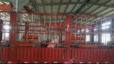 Séparateur magnétique électrique approuvé du fer Rcdf-6 de GV pour l'exploitation/usine de charbon/matériaux de construction