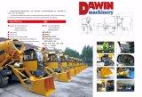 Het klaar Beton brengt Vrachtwagen/de Zelf Concrete Mixer van de Lading over