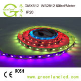 공장 Wholesale Price RGB Full Color 12V DC  풀그릴 LED Strip  세륨 RoHS Approval로