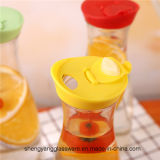 Frasco do suco do frasco de leite do frasco da bebida do frasco de vidro de amostra livre