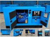 中国エンジンの電気防音のディーゼル発電機セットのディーゼル機関(20KW~200KW)