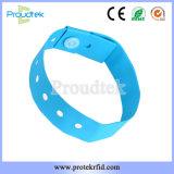 Bracelet en PVC RFID ID médical pour les hôpitaux
