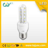 Bombilla del fabricante 6000k 2u 6W E27 China LED