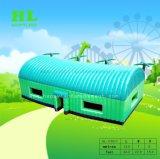 De uitstekende kwaliteit paste Functionele Opblaasbare Tent voor Openlucht het Kamperen Vermaak Acitivities aan