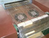 Four sans plomb de ré-écoulement d'air chaud de torche avec la zone 5 de chauffage
