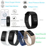 Braccialetto astuto di Bluetooth 4.0 con la funzione di pressione sanguigna (A09)