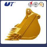 Cubeta padrão da máquina escavadora das peças de maquinaria da construção