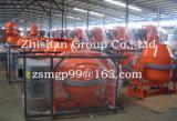 CMH400 (CMH50-CMH800) Zhishan Gasolina elétricos portáteis Misturador de cimento de gasóleo