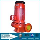 Mechanische Dichtungs-elektrische Inline-Wasser-Hochdruckpumpe
