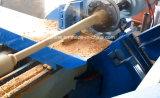 [كنك] مخرطة خشبيّة مع آليّة يغذّي أداة