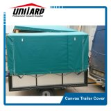 Lightweight Green PVC Caged pallet Cover