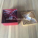 Una impresión personalizada de la anidación de forma cuadrada Caja de papel Cajas de Regalo