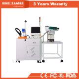 20W-100W 200*200 мм Автоматическая маркировка лазерной волокна машины