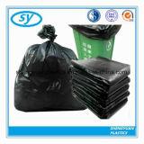 Grand sac de détritus en plastique supplémentaire d'épaississement