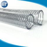 Tubo flessibile industriale flessibile Non-Smelly all'ingrosso del condotto del filo di acciaio del PVC di vuoto