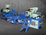 Farben-Form-Extruder-hydraulische Presse-Maschine Belüftung-TPR drei
