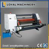 Machines à grande vitesse automatiques de fente et de rebobinage