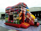 Saleのための普及したCommercial Inflatable Toys Storys Bouncy Castle
