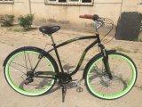 مكبح عجلة 29 بوصة درّاجة درّاجة [رترو] مع [غرين كلور]