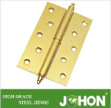 """dobradiça do chuveiro do indicador da ferragem da porta do aço 5 """" X3 """" ou do ferro"""