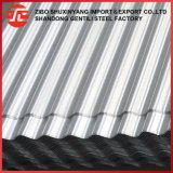 Lamiere di acciaio coprenti galvanizzate ondulate