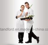 يزرّر ضعف مريحة [رتورنت] فندق رئيس الطبّاخين طبقة أو طبخ دثار