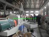 Ligne de production en plastique composée de tuiles de toit d'asa