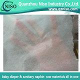 Nonwoven molle del polsino del piedino del pannolino con lo SGS (AJ-023)