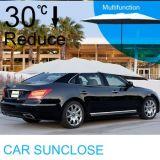 Couvercle de coffre de voiture d'usine Sunclose retour Voiture De la fenêtre de l'ombre de la soie parapluie de plage de taille standard d'impression