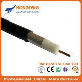 Câble coaxial de liaison extrémiste Qr540 de transmission de HFC