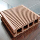 Decking en bois du plancher WPC de Decking de piscine