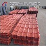 電流を通されるPrepainted波形の鋼板に屋根を付ける