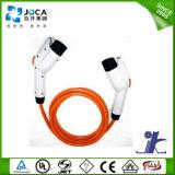 32A J1772 ao tipo de cabo da carga de 62196 EV - 1 tipo - fio 3core de 2 EV