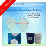 Le caoutchouc liquide additionnel de silicium de RTV pour la fabrication de semelle intérieure de chaussure