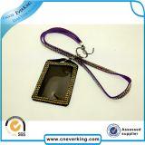 자유로운 출하 다채로운 모조 다이아몬드 ID 카드 및 방아끈