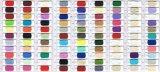 يحمرّ لون قرنفل [بريدل غون] تول شريط [فرنش] مطبّقة خلفيّة عرس ثوب [لب2017728]