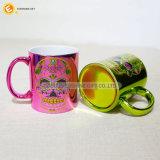 tazas de cerámica decorativas gruesas llanas de 20oz China