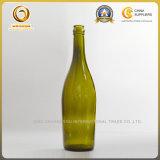 640ml緑のシャンペンのワイン・ボトルのガラスワイン・ボトル(1304年)