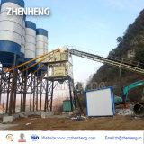 O transportador de correia 60m3/H concreto Planta de Lote