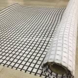 La construcción del edificio blanco Geocloth complejo de fibra de vidrio de geomalla