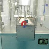 25 ml de agua ultrapura estéril Máquina Tapadora llenado de botellas, frascos cuadrados llenar maquinaria