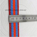 1inch (26mm) de Gestreepte Band van de Polyester voor Kledingstukken