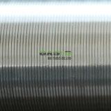 Filtro da acqua del tubo dello schermo di collegare del cuneo dello schermo dell'acciaio inossidabile