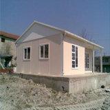 商業ISOの軽い鉄骨構造のプレハブの家