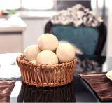Cesta de fruta hecha a mano del sauce de la alta calidad/cesta del regalo (BC-WB1004)